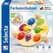 Selecta Farbenschubser - Holzspielzeug Profi
