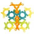 TicToys binabo bunt mit 24 Chips: Beispiel - Holzspielzeug Profi