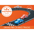 waytoplay Grand Prix: 24 Teile: Lieferung ohne Fahrzeuge - Holzspielzeug Profi