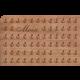Holzpost® Grußkarte Moin Anker